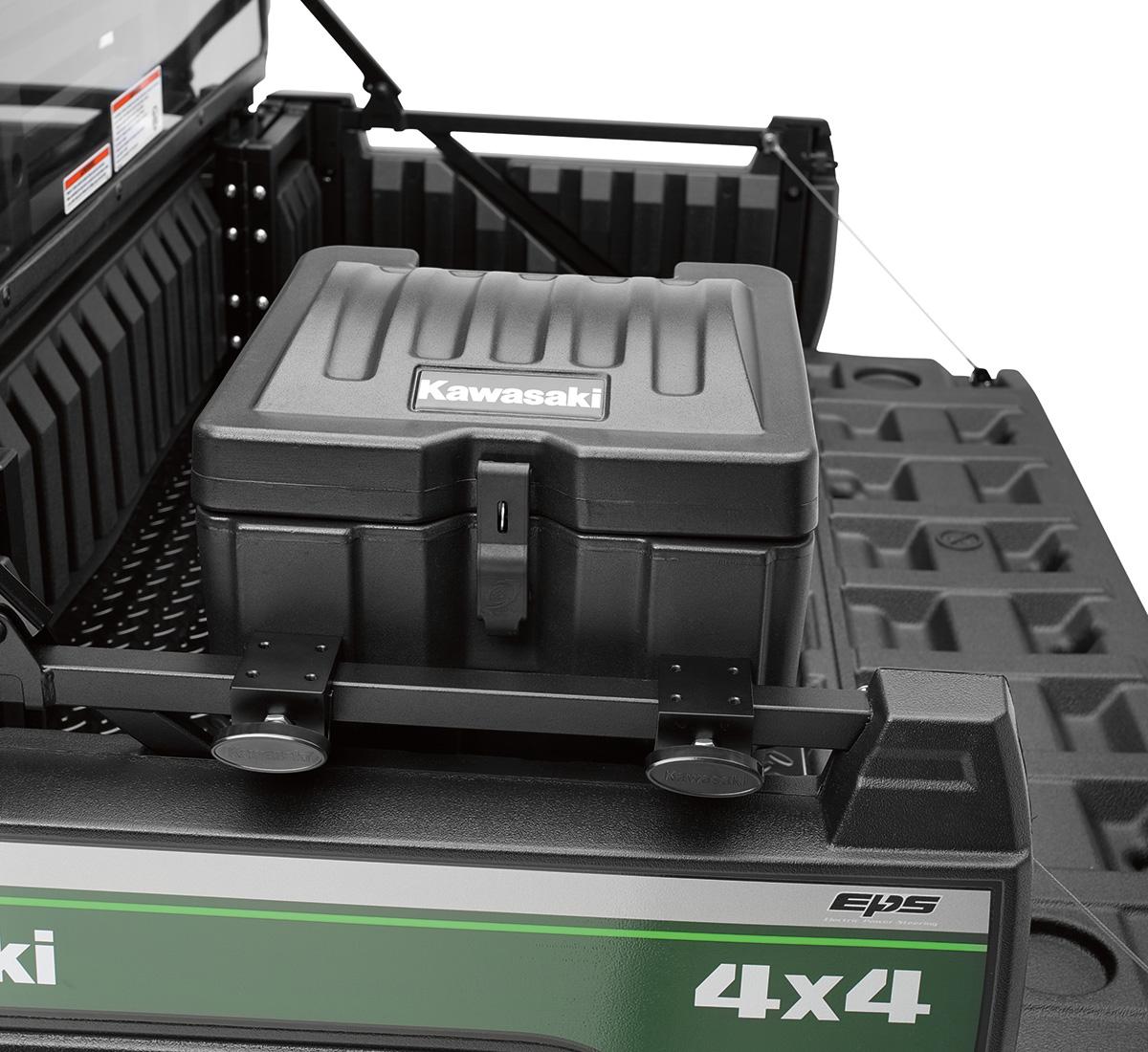 Kawasaki Mule Dog Box