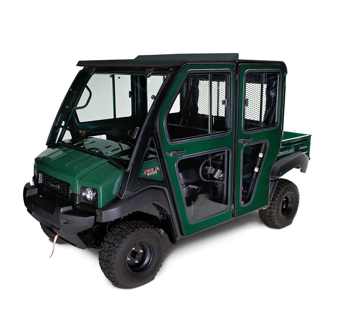 2016 mule u2122 4010 trans4x4 u00ae front cab structure