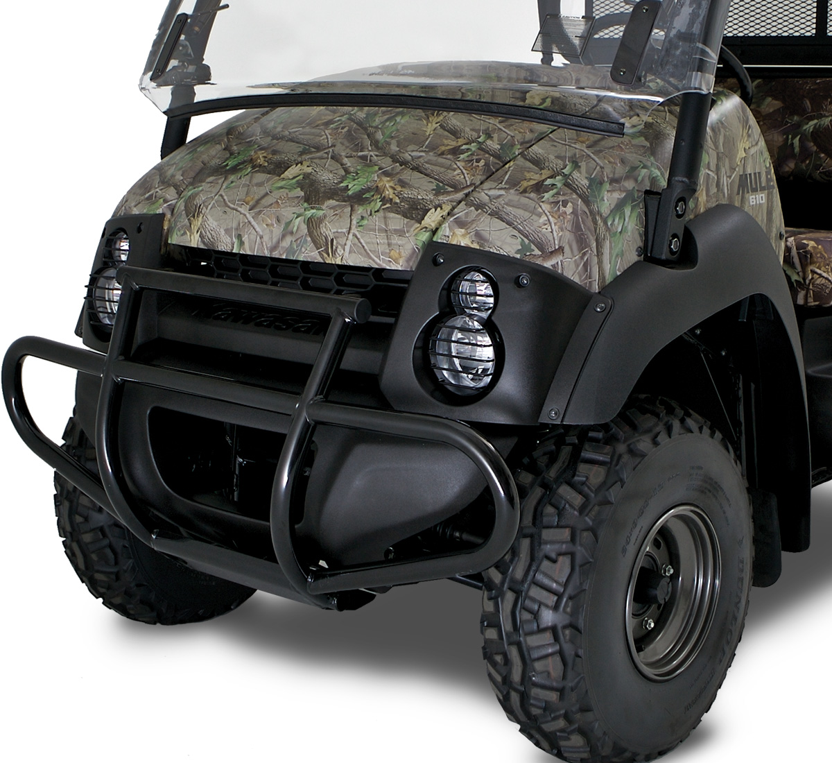 2014 Mule™ 610 4x4 XC Accessories on