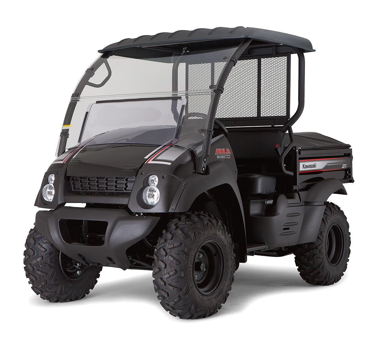 2013 Mule 610 4x4 Xc Accessories Kawasaki Fuel Filter Fixed Windshield