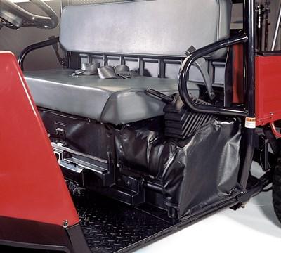 2013 mule™ 610 4x4 xc accessories
