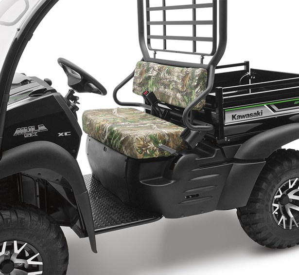 kawasaki mule seat cover. clic accessories bench seat ... on