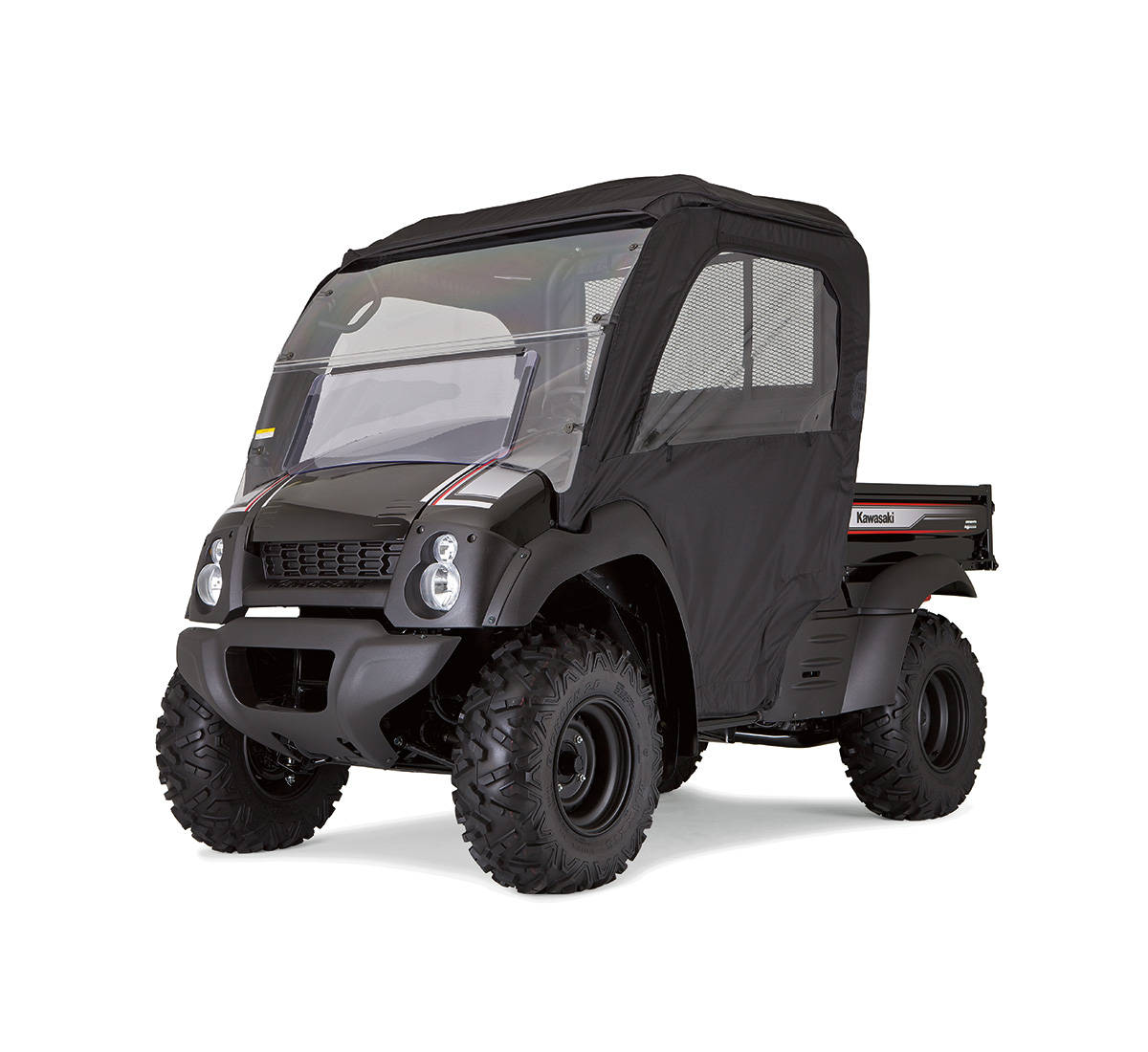 2011 Mule™ 610 4x4 XC Accessories