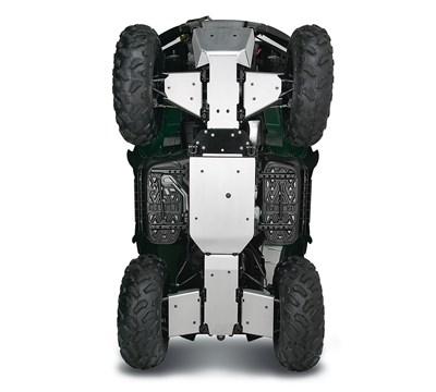 Brute Force® 750 4x4i EPS Skid Plate, Rear