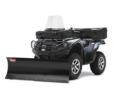 Brute Force® 750 4x4i EPS WARN® Pro Vantage™ Plow System, Front Mount, Plow Blade 54""