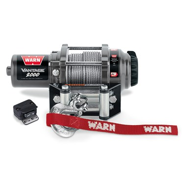 Brute Force® 750 4x4i EPS WARN® Vantage™ 2000 Winch