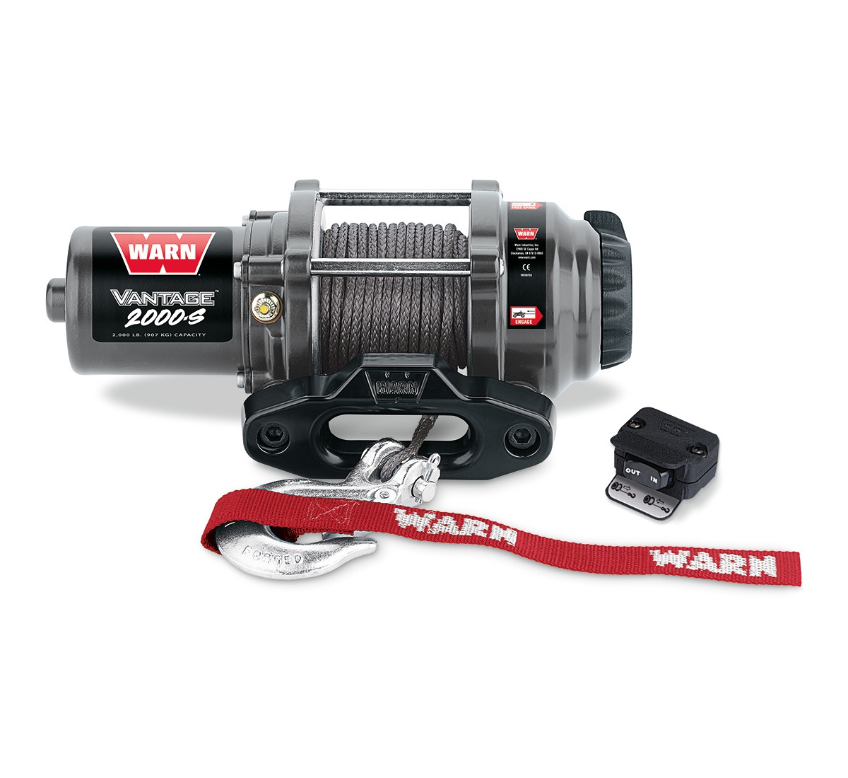 Warn Vantage 3000 Winch Wiring Diagram | Wiring Liry on