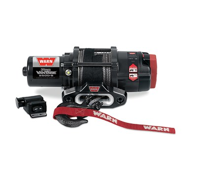 Brute Force® 750 4x4i EPS WARN® ProVantage™ 2500S Winch