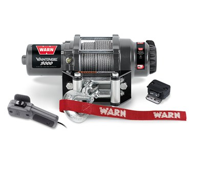 Brute Force® 750 4x4i EPS WARN® Vantage™ 3000 Winch