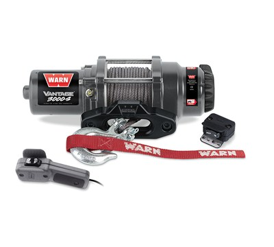 Brute Force® 750 4x4i EPS WARN® Vantage™ 3000S Winch