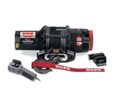 Brute Force® 750 4x4i EPS WARN® ProVantage™ 3500S Winch