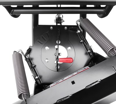 Brute Force® 750 4x4i EPS WARN® Pro Vantage™ Plow System, Front Mount, Plow Base