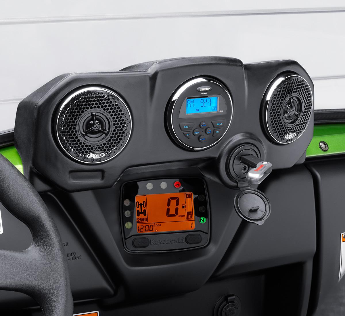 Side X Side Audio System
