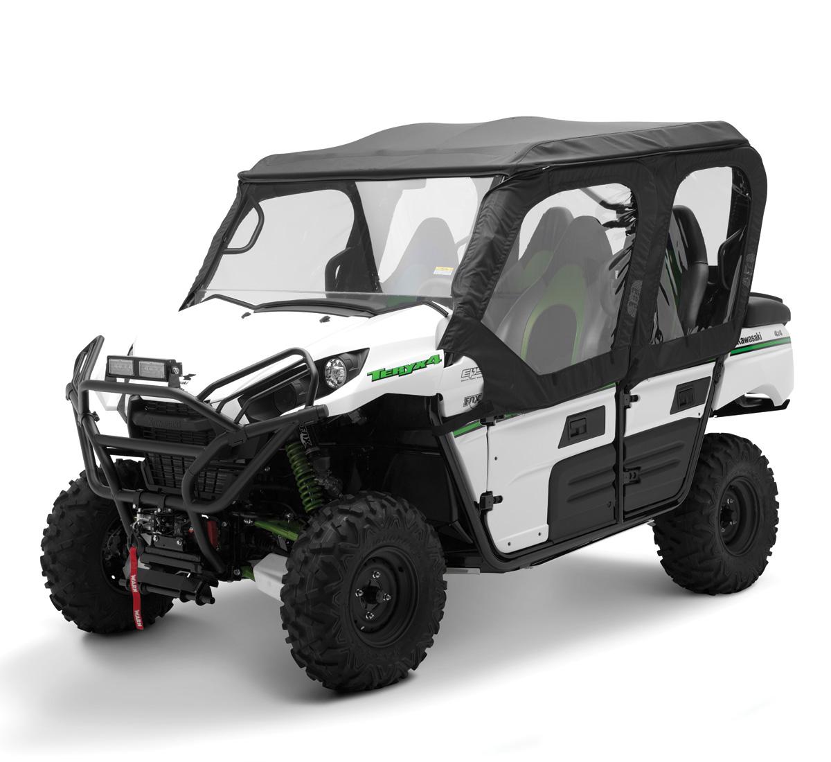 Kawasaki Teryx  Black