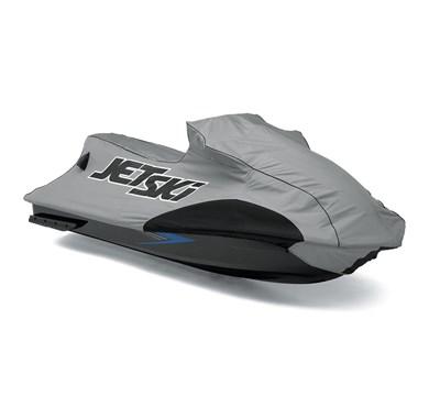 JET SKI® Ultra® LX Vacu-Hold Jet Ski® Ultra® Cover, Silver