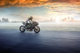 Gallery Photo Image: NINJA H2™R