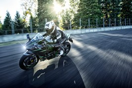 Gallery Photo Image: NINJA H2™ CARBON