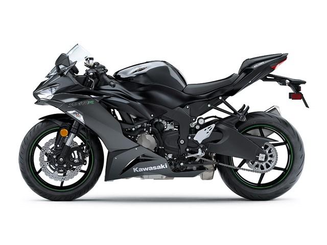 2019 NINJA® ZX™-6R ABS by Kawasaki