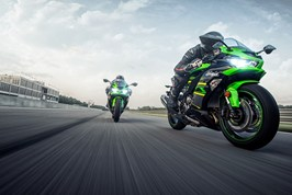 Gallery Photo Image: NINJA® ZX™-6R ABS KRT EDITION