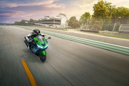 Gallery Photo Image: NINJA® ZX™-14R ABS
