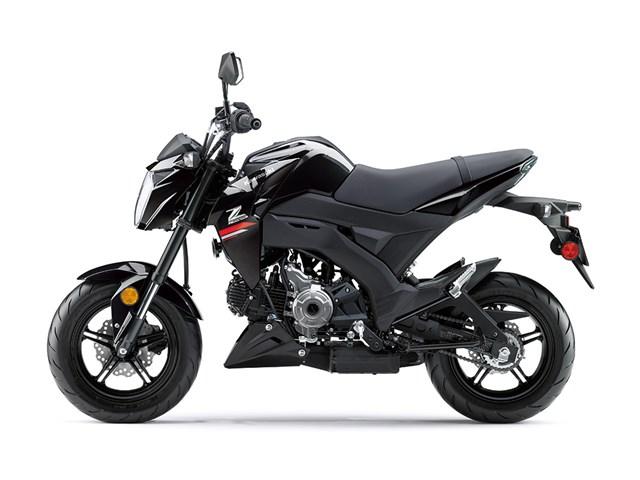 2019 Z125 Pro By Kawasaki
