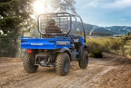 Gallery Photo Image: MULE SX™ 4x4 XC FI