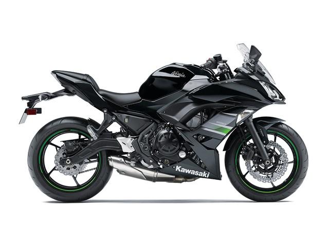 2019 NINJA® 650 ABS by Kawasaki