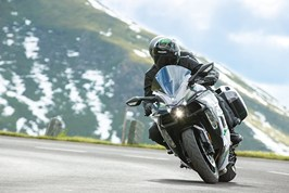 Gallery Photo Image: NINJA H2™ SX SE+