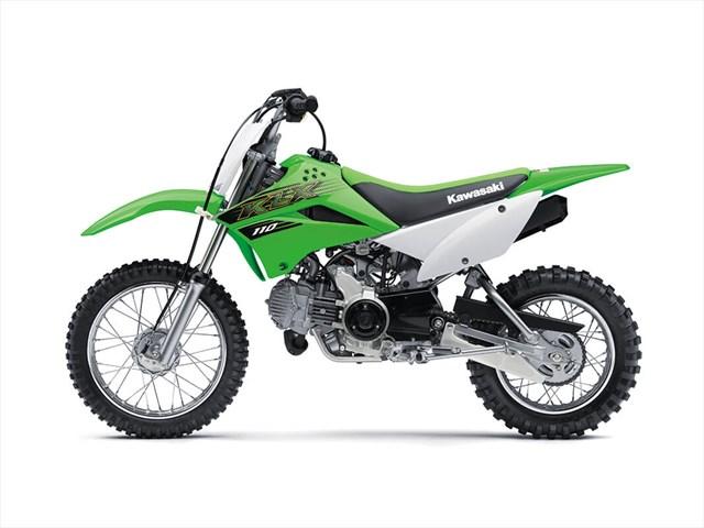 2020 KLX®110 by Kawasaki
