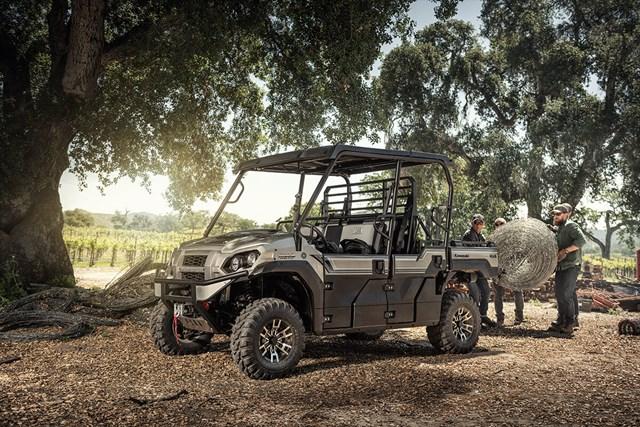 2020 Mule Pro Fxt Ranch Edition By Kawasaki