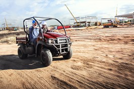 Gallery Photo Image: MULE SX™ 4x4 FI