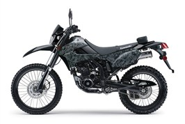 Gallery Photo Image: KLX®250 CAMO