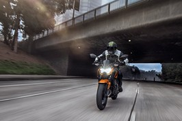Gallery Photo Image: Z400 ABS