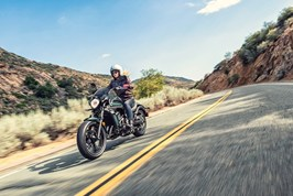 Gallery Photo Image: VULCAN® S ABS CAFE