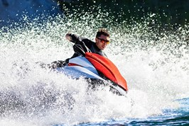 Gallery Photo Image: JET SKI® STX®160