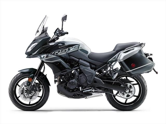 2020 VERSYS® 650 LT by Kawasaki