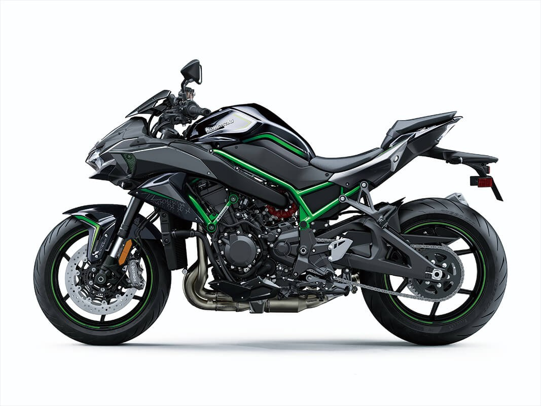 All-New 2020 Kawasaki Z H2