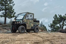 Gallery Photo Image: MULE SX™ 4x4 XC CAMO FI