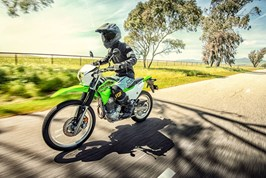 Gallery Photo Image: KLX®230 ABS