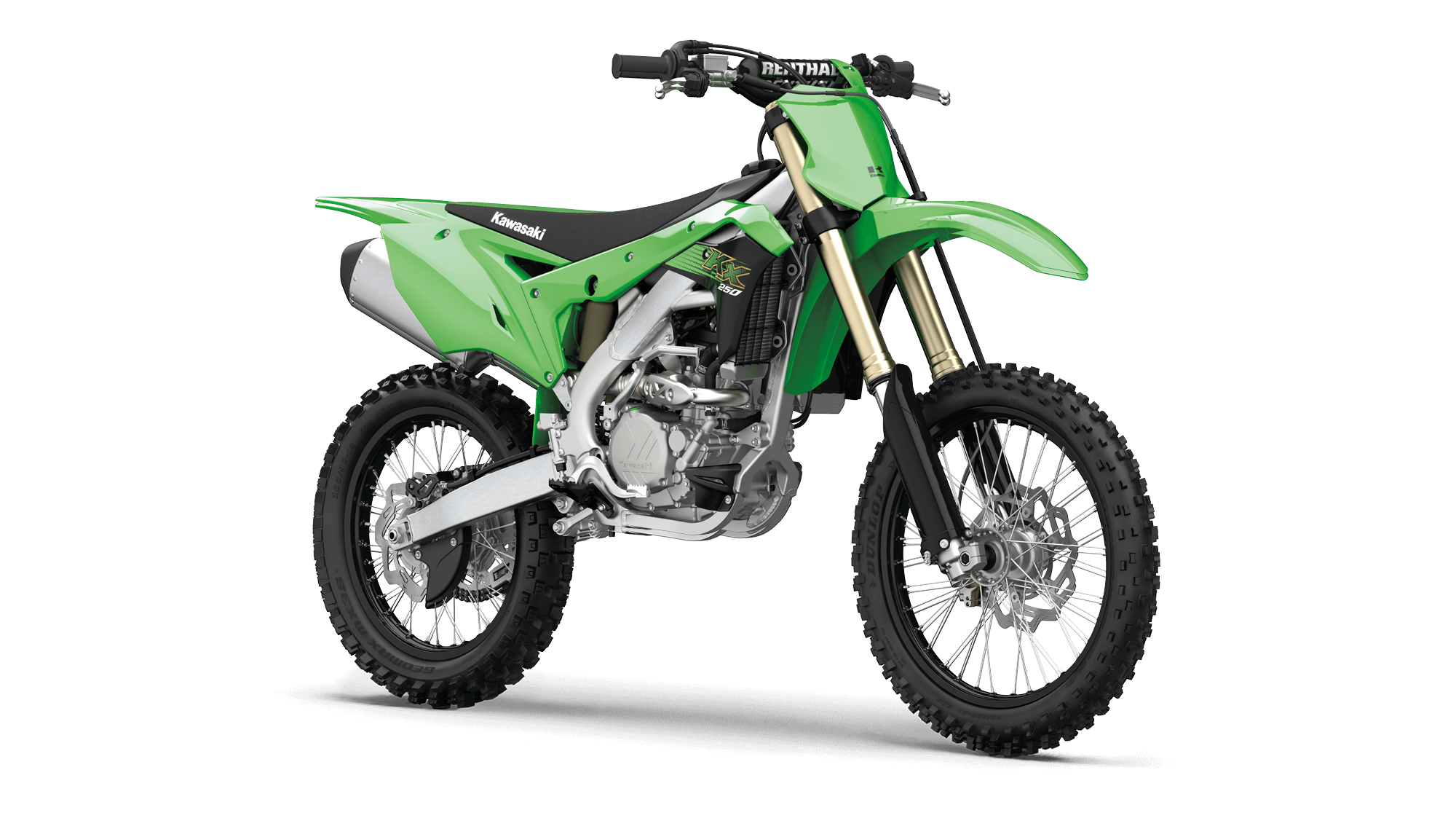 kawasaki winning vehicle