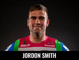 Jordon Smith