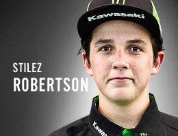 Stilez Robertson